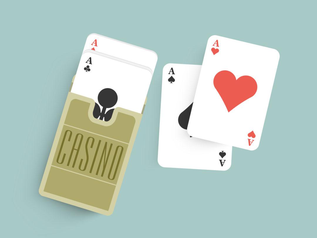 Kortspil og casino